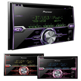 Estereo Pioneer Fh-x720bt Bluetooth 2 Doble Din Ofert + New
