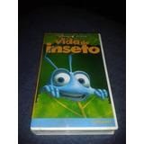 Vhs Vida De Inseto Dublado Original Lacrado