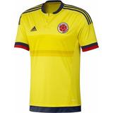 Camiseta Selección Colombia 2015 100% Original adidas