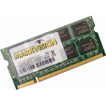 Memorias 2gb Ddr2 800 Markvision Laptop