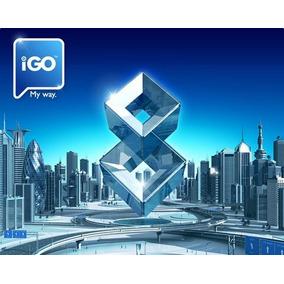 Mapa Argentina 2016 Para Gps Igo8, Igo Primo / Envio Al Mail