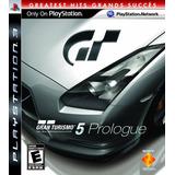 Juego Ps3 Gran Turismo 5 Prologue Gt5 Formato Fisico