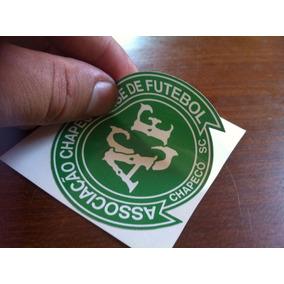 Adesivo Vinil Chapecoense 7 Cm - Frete Fixo R$ 7,00
