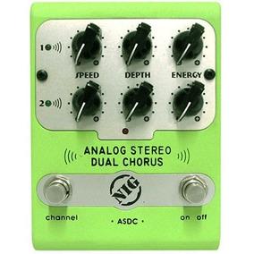 Pedal Nig Asdc - Analog Stereo Dual Chorus - Pd0655