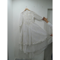 Vestido Noiva Cigano Orixás Bordado Com Pedrarias Rodado