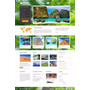 Site Tema Wp Para Agências De Viagem Ou Turismo Profissional