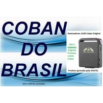 Rastreador Coban Tracker102b/original/cabo Veicular 12-24v