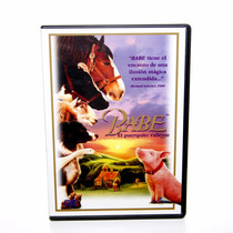 Babe El Puerquito Valiente (1995) Dvd James Cromwell