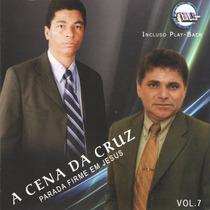Cd Parada Firme Em Jesus - A Cena Da Cruz - Playback Incluso