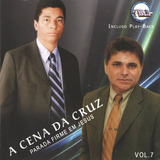Cd Parada Firme Em Jesus - A Cena Da Cruz - Playback Incluso