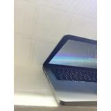 Mac Book Pro Led De 13 Año Finales 2012 Con Garantía