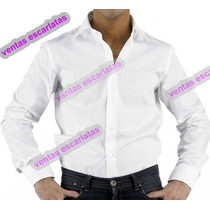 Camisas Caballero Nuevas Marca Shegobré Tela Gruesa S A Xxl