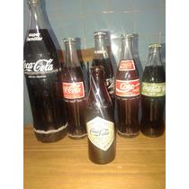 Botellita De Coca-cola 250ml Edición Aniversario Vacia.