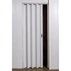 Aberturas puertas interiores plegadizas en mercado libre for Puerta corrediza pvc