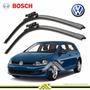 Palheta Limpador Parabrisa Bosch Volkswagen Golf 2014 15 16