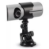 Camera Filmadora Digital Veicular Dua Hd480 Sem Conector Gps