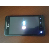 Celular Lg P920h 3d(solo Celu) [reliquia]