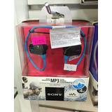 Fone Bluetooth Sony - Sem Fio A Prova D Agua Mp3 P/ Sports