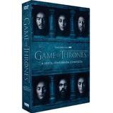 Box Dvd Game Of Thrones - 6ª Temporada - 5 Discos Orig Novo