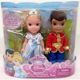 Disney My First Princess Cindirella Y El Principe Charming