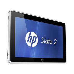 Tablet Hp Slate 2 8,9, Intel Atom, Preto E Prata, A6m60aa