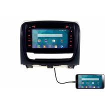 Kit Central Multimidia Carro Idea Fiat Automotivo Gps Dvd Sd