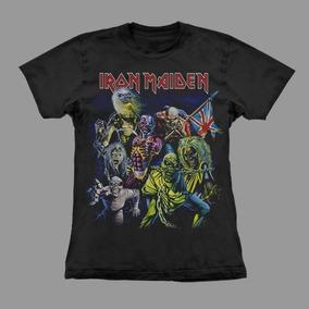 Baby Look Iron Maiden Best Of The Beast