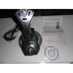 Controle Manche Simulador De Voo (windows Me,2000,98 E Xp)