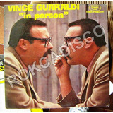 Jazz Inter, Vince Guaraldi, In Person, Lp 12´, U.s.a.