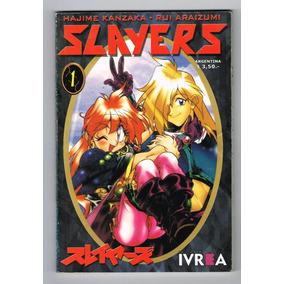 Slayers - Tomo 1 - Editorial Ivrea