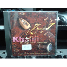Cd - Khaliji - Kaspar / Musa