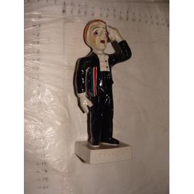 Antigua Figura Ceramica Tension Para Medicos , Tensorin