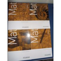 Enem Usp Fuvest Livros Poliedro Matemática