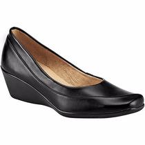 Zapatillas Confortante 2168 Ng Piel Dama Pv