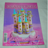 M175 /1 Lote 4 Revistas Decoracion De Tortas Paso A Paso