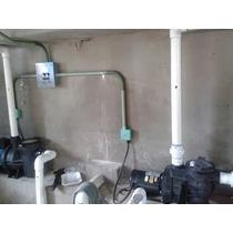 Instalacion De Equipo De Filtracion Para Alberca