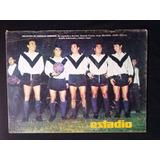 Revista Estadio N° 1325, 21 Nov 1968. Santiago Morning