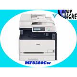 Fotocopiadora A Color Canon Impresora Scanner Wifi Mf-8280cw