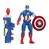 Super Soldier - Capitão América - Onda De Choque - Hasbro