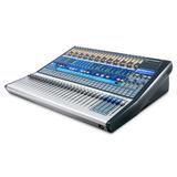 Liquido!!! Presonus Studiolive 24.4.2 Consola Digital Mixer