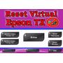 Reset Virtual Epson Tx125 Nunca Más Tendrás Cartuchos Vacios
