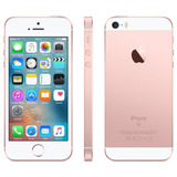 Iphone Se 16gb Anatel Original - Ouro Rosa