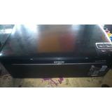 Impresora Epson Tx130 (sistema De Tinta Continuo)