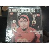 Disco Vinilo El Chapulin Colorado Chespirito En La Plata ¬