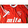 Camiseta (retro) Independiente Mita Bochini Campeon. Unica!