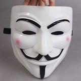 Mascara De Anonymous V For Vendeta Venganza Y Otras Mascaras