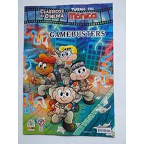 Clássicos Do Cinema Turma Da Mônica - Gamebusters 52