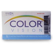 Lentes De Contato Colorida Color Vision