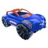 12un Carro Spider 8 Blue 29x10cm