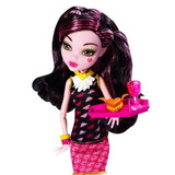 Monster High Creepateria-draculaura Daughter Of Dracula Orig